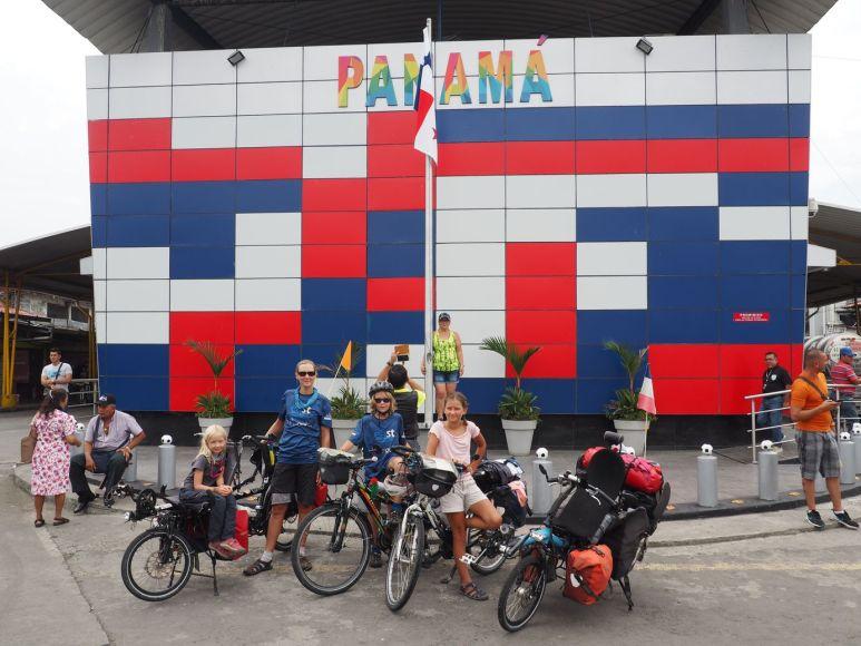 2 avril, nous arrivons au Panama