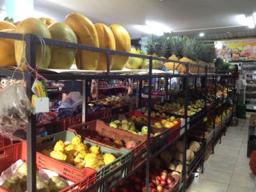 Tous les fruits et légumes du monde !