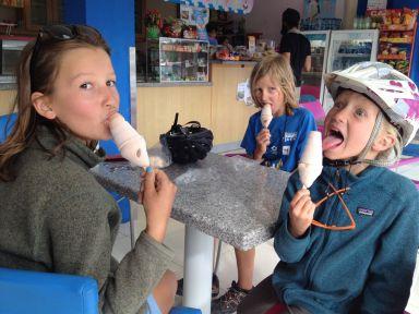 Miam! Les glaces du Cotopaxi