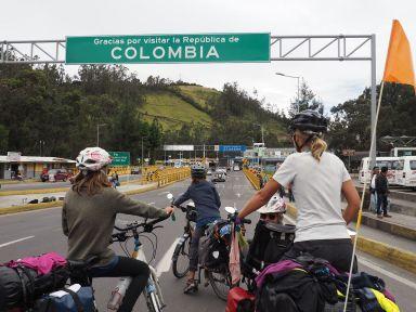 Adios Colombia...