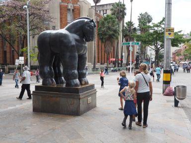 Botero est à l'honneur dans la ville