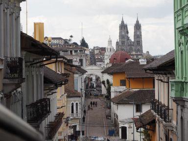 Ville coloniale, une architecture que nous commençons à bien connaître maintenant