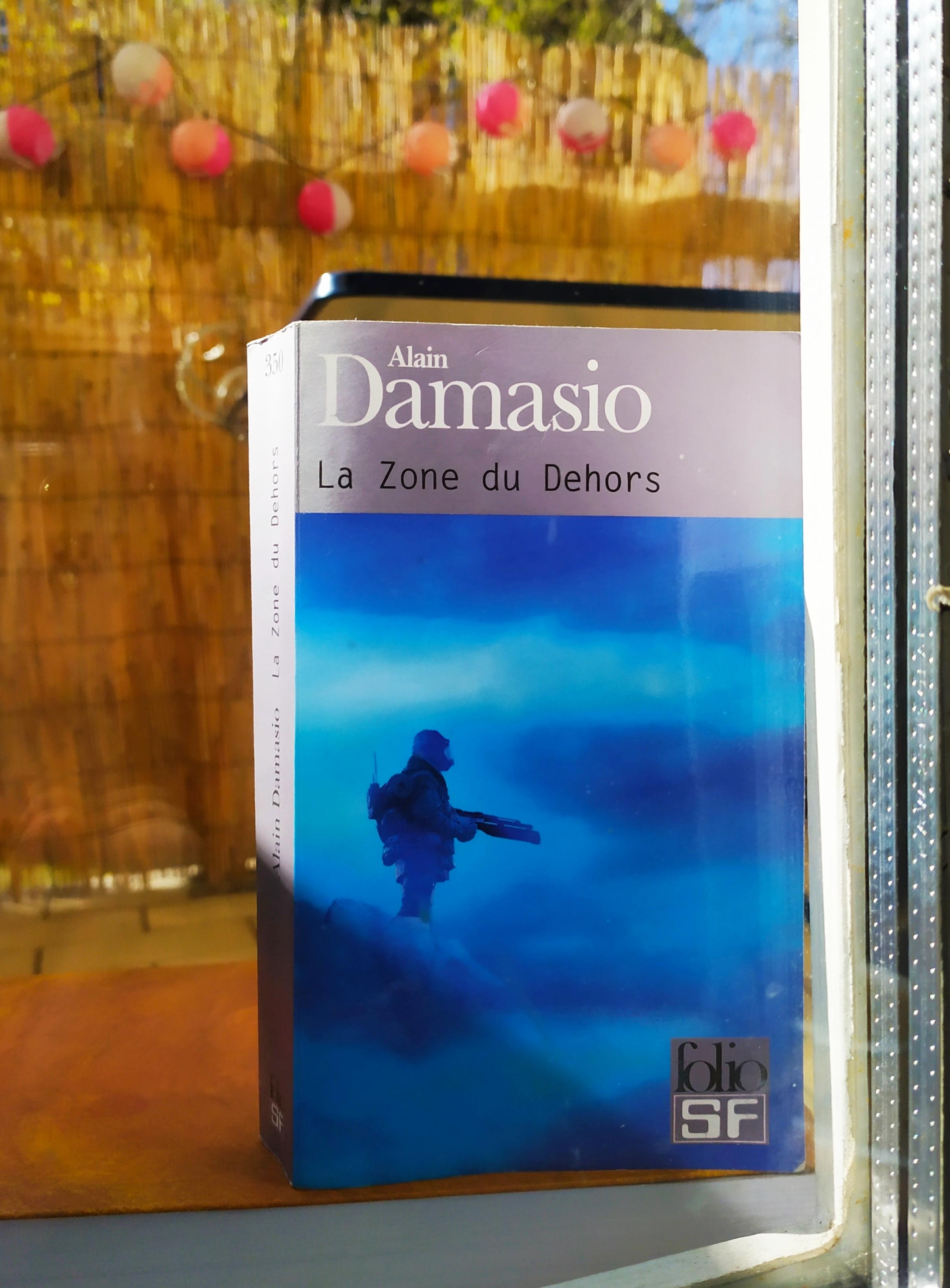 Alain Damasio La Zone Du Dehors : alain, damasio, dehors, Dehors, Alain, Damasio, Chasseuses, Livres