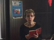 Lecture par Françoise, des Chemins de lecture