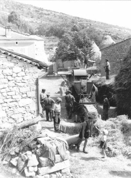 Aire Haut village