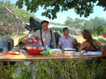 15-août-2012 stand de la lavande