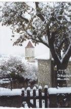 Clocher enneigé 11.11.2003