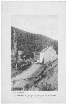 Col de Cabre versant HA