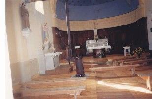 La nef et l'abside