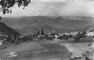Lesches-en-Diois 1950 1960