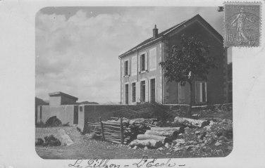 Le Pilhon Ecole 1921