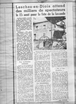 15.08.1968 Dauphiné Libéré