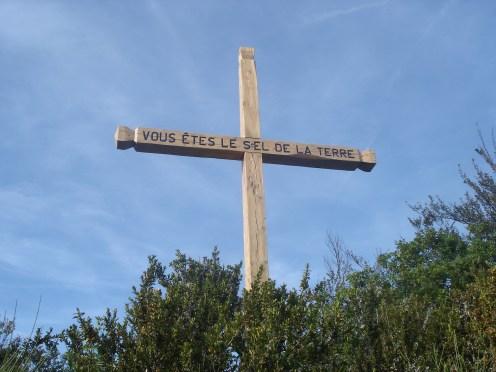 Croix du col Lagier