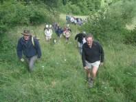 Les villageois vers Chaitieu