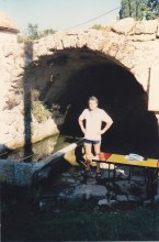 Pêche à la truite 15.08.1988 Aimé R.