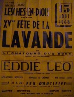 15.08.1968 Affiche