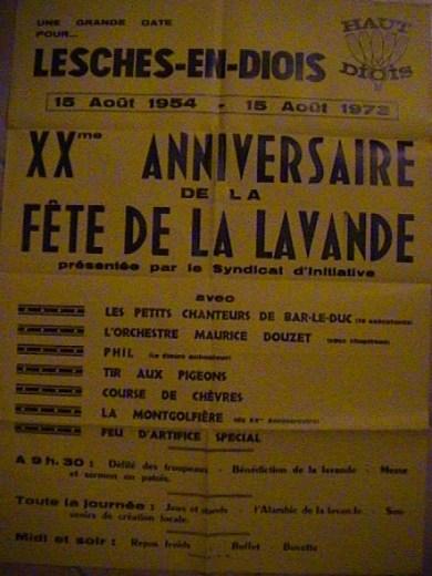 15.08.1973 Affiche