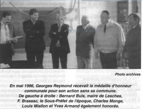 G. Reymond honoré
