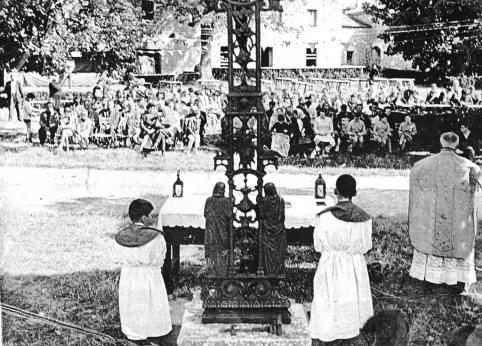 15.08.1968 Cérémonie religieuse