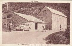 Col de Cabre côté Drôme