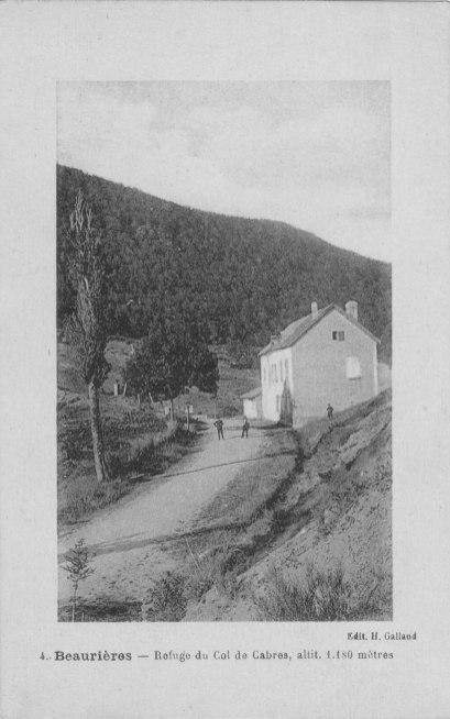 Col de Cabre Hautes-Alpes