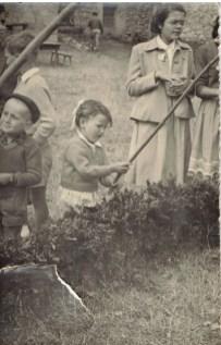15 août Gérard M., Dany, Régine, Josette R.