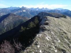 Crête du Puy - Dévoluy