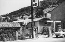Ancienne station carburant