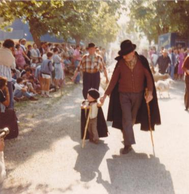 15 août Joseph le berger