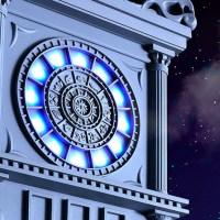 Horloge Sanctuaire SCM