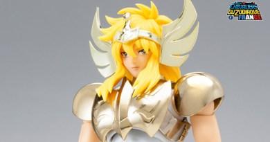 Hyoga du Cygne V2 Gold EX