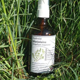 hydrolat marjolaine l'herbier des garrigues