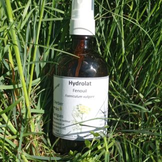 hydrolat fenouil l'herbier des garrigues