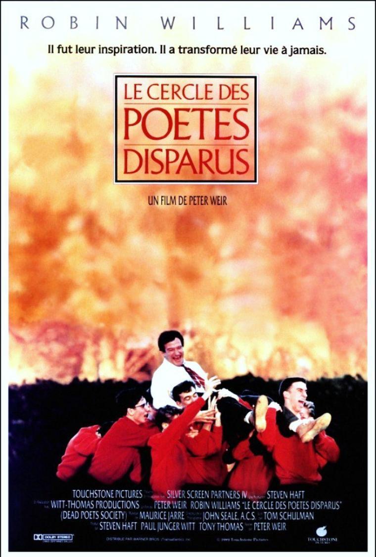 Le Cercle Des Poete Disparu : cercle, poete, disparu, Cercle, Poètes, Disparus,, Peter, Cultur'elle