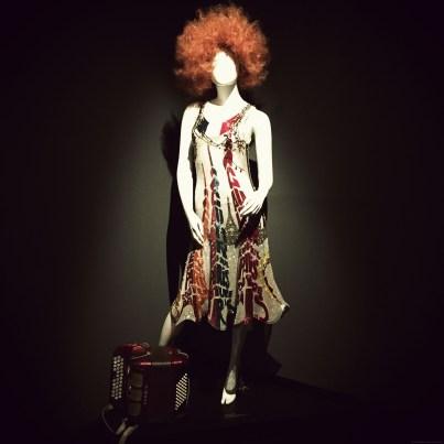 Costume d'Yvette Horner