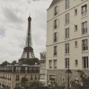 Tour Eiffel, ma vie préférée