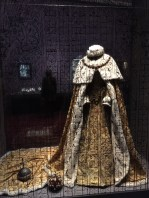 Robe portée par Cate Blanchett dans le film Elisabeth