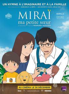 Critique - Mirai, ma petite sœur   Little Big Animation