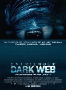 Dark Web C Est Quoi : UNFRIENDED, (Critique), Chroniques, Cliffhanger