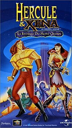 Hercule Et Xena : La Bataille Du Mont Olympe : hercule, bataille, olympe, HERCULE, BATAILLE, OLYMPE, Chroniques, Cliffhanger