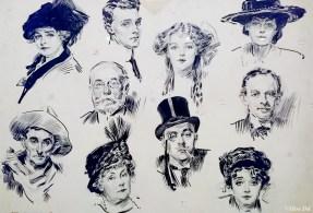 2 Dix Portraits