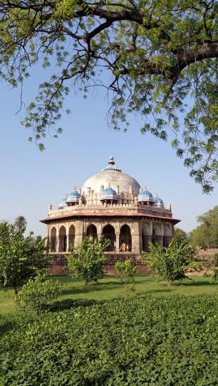 Tombeau d'Isa Khan
