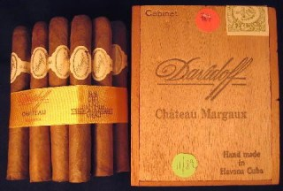 davidoff,chateau margot