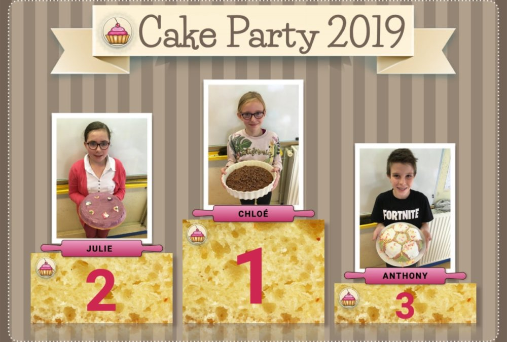 Cake Party 2019