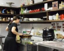 Les cuisines ouvertes sur la salle