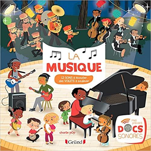 Livre la musique Grund