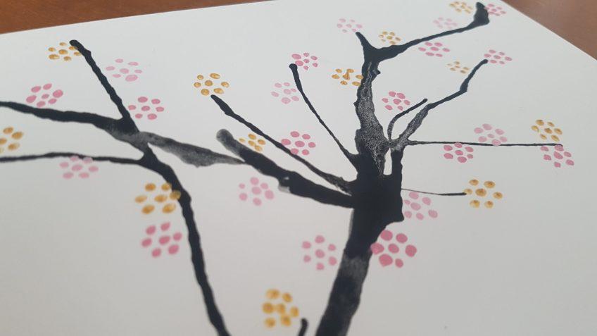Cerisier Japon étape 5