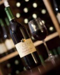 The wildly popular Mimbres Red is a sweet wine and the #1 selling wine made by the Lescombes family.