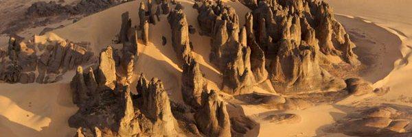 Contes et Légendes : La Naissance du Sahara