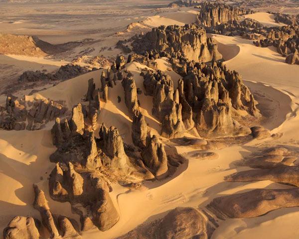 La Naissance du Sahara